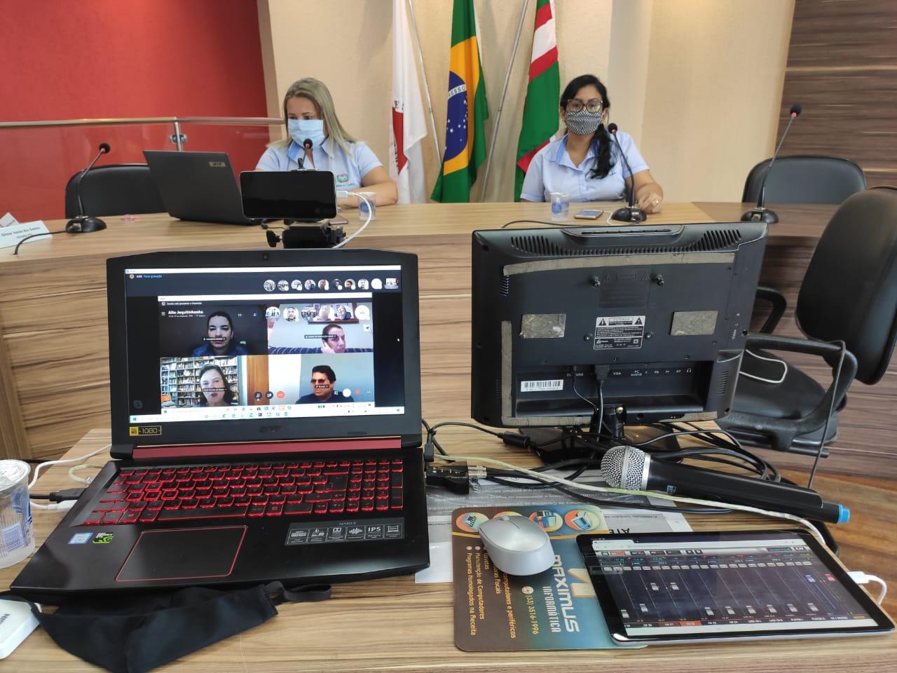 Escola do Legislativo de Capelinha planeja retorno d...
