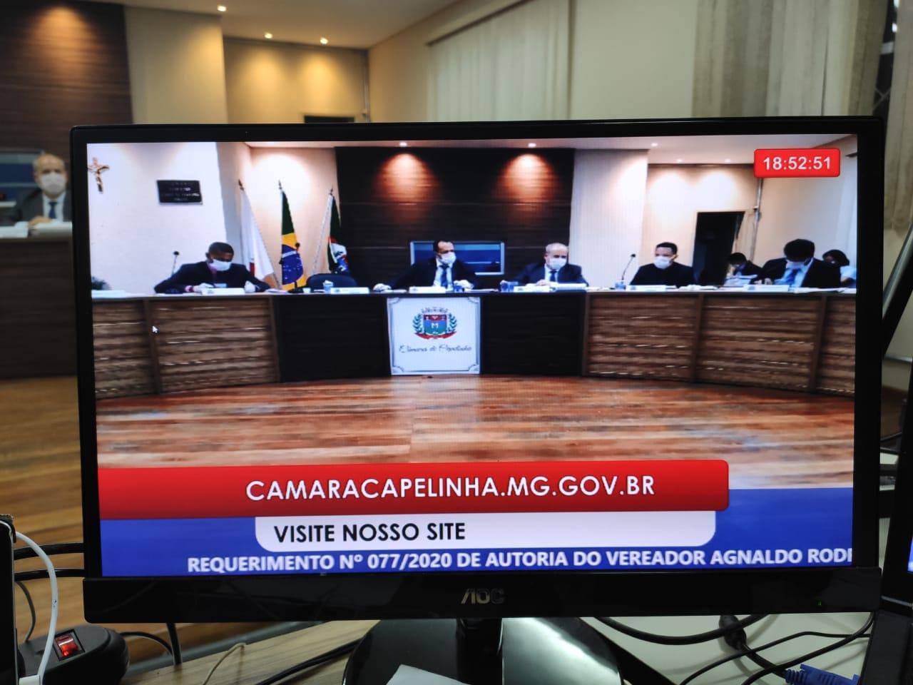 RESUMO DA 588ª REUNIÃO PLENÁRIA ORDINÁRIA