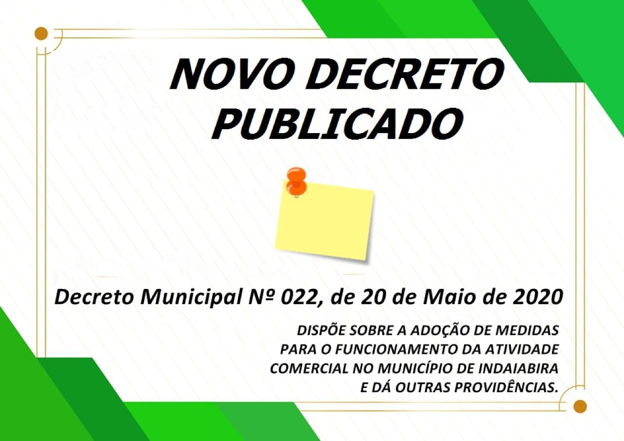 DECRETO 22/2020