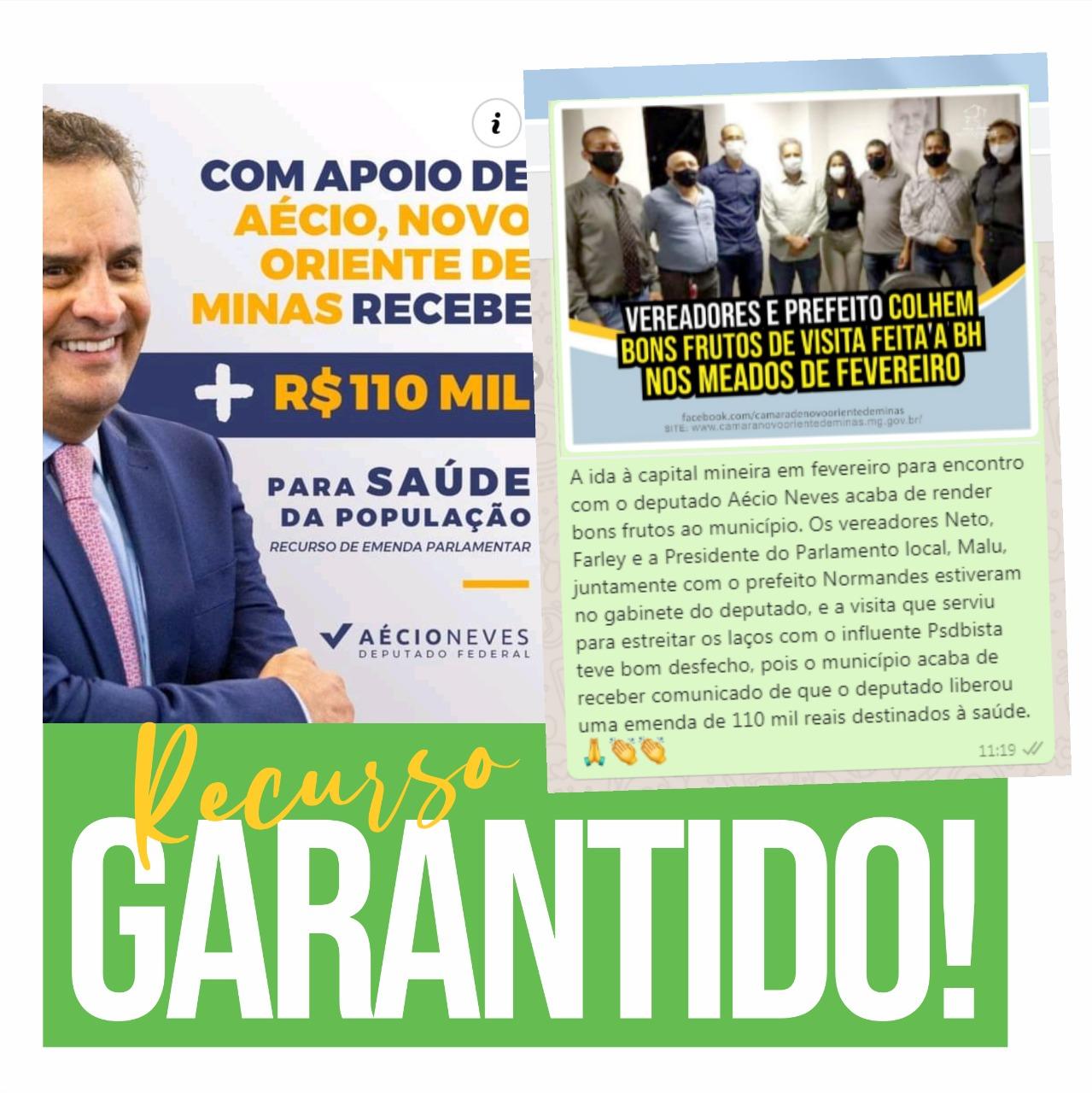 RECURSO GARANTIDO!