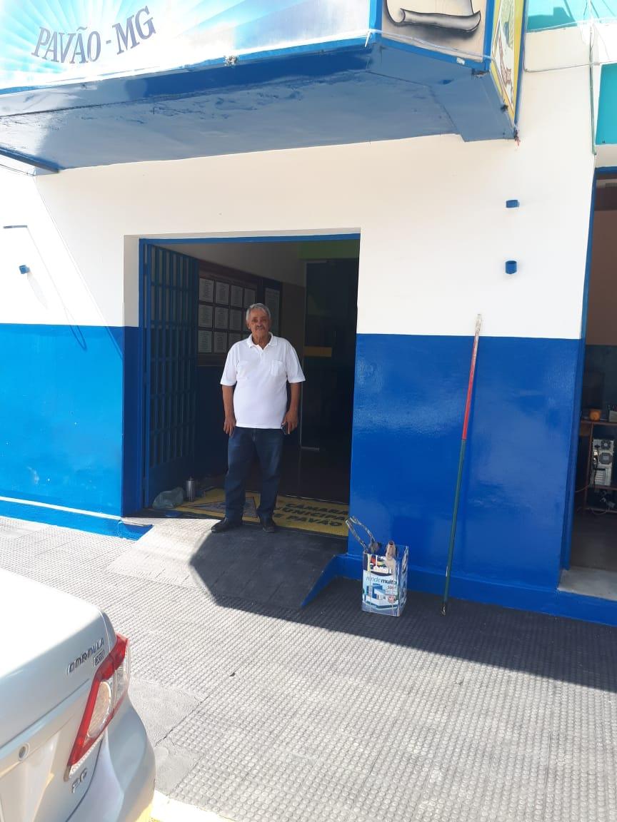 Reforma da Câmara Municipal de Pavão proporciona ao ...