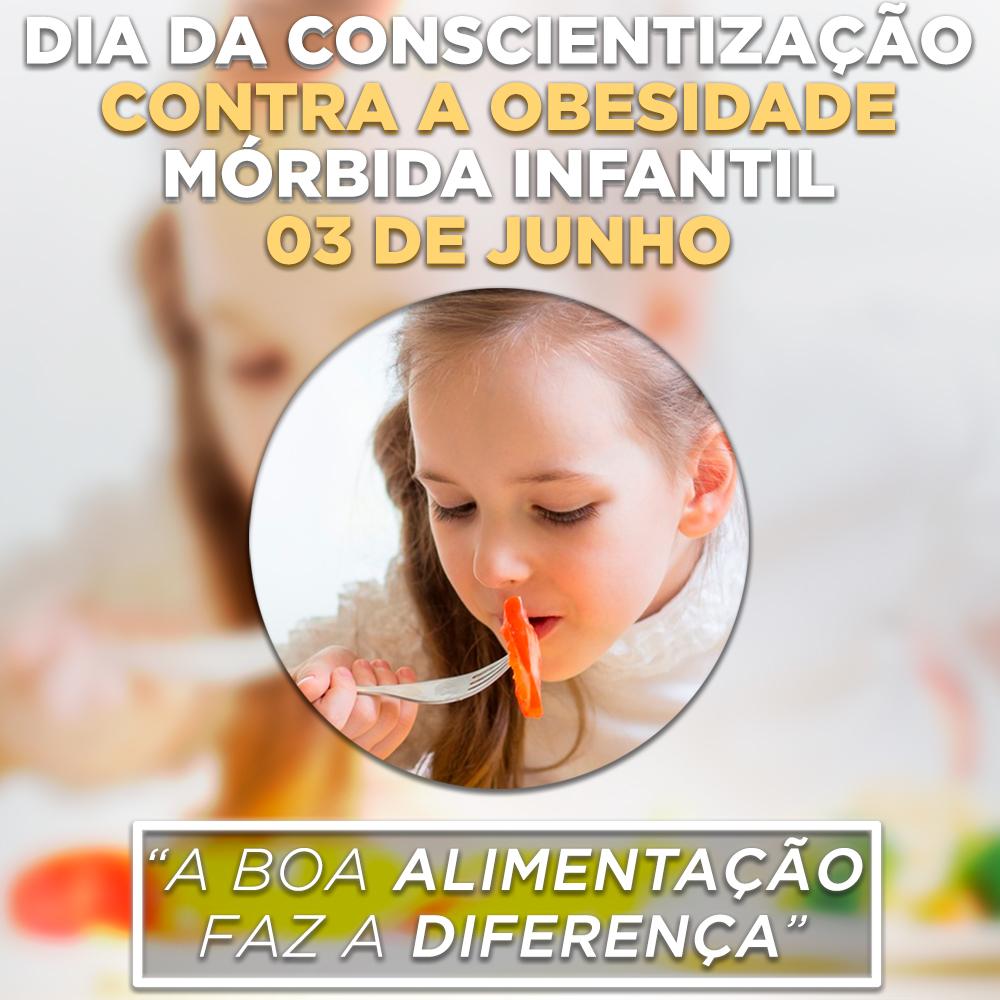 DIA DA CONSCIENTIZAÇÃO CONTRA A OBESIDADE MÓRBIDA IN...
