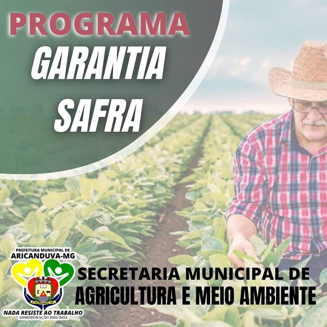 SECRETARIA MUNICIPAL DE AGRICULTURA E MEIO AMBIENTE ...