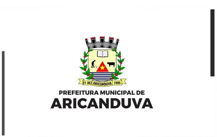 A PREFEITURA DE ARICANDUVA APRESENTA GRANDE PROJETO ...