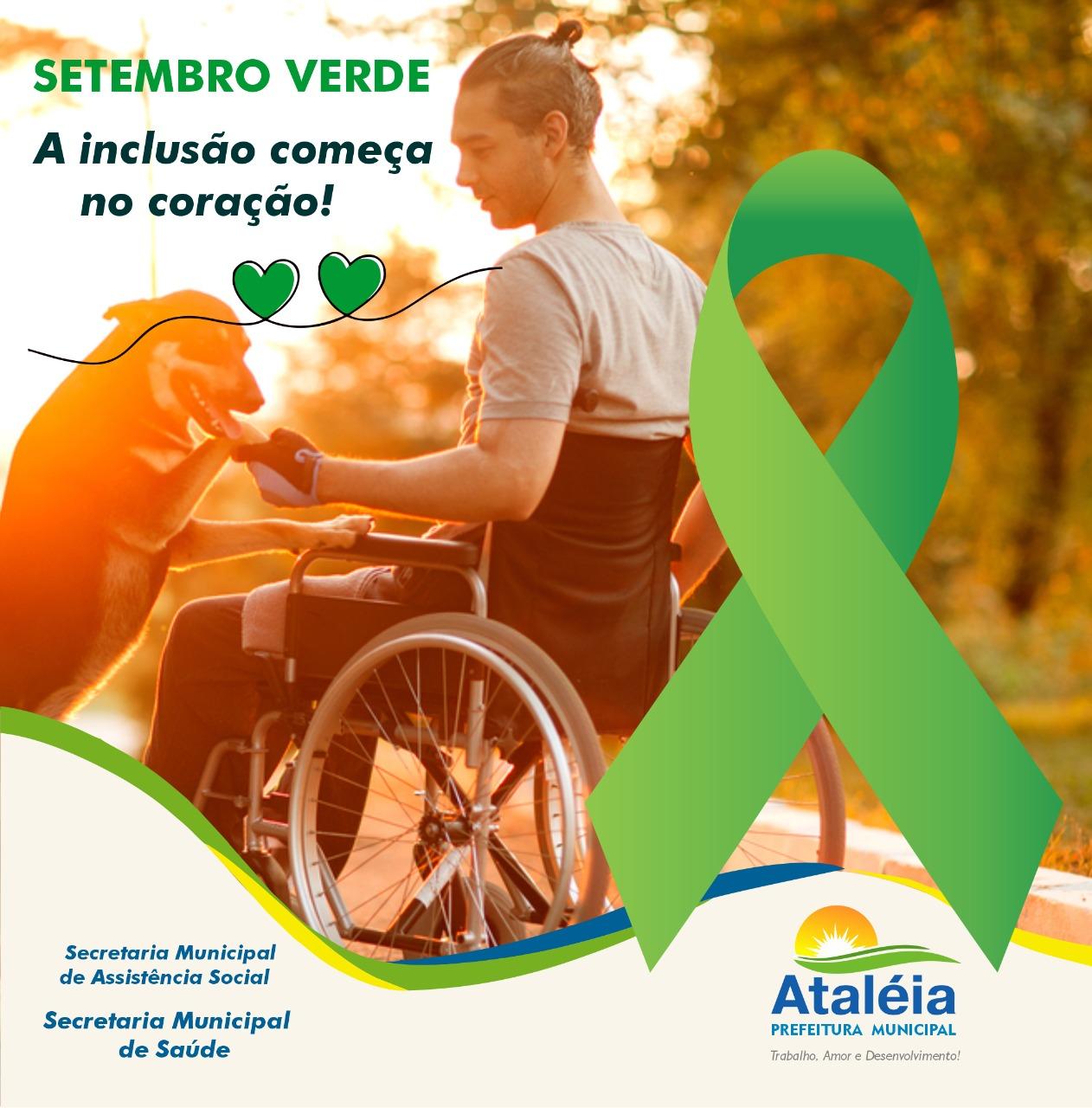 CAMPANHA SETEMBRO VERDE REFORÇA A IMPORTÂNCIA DA ACE...