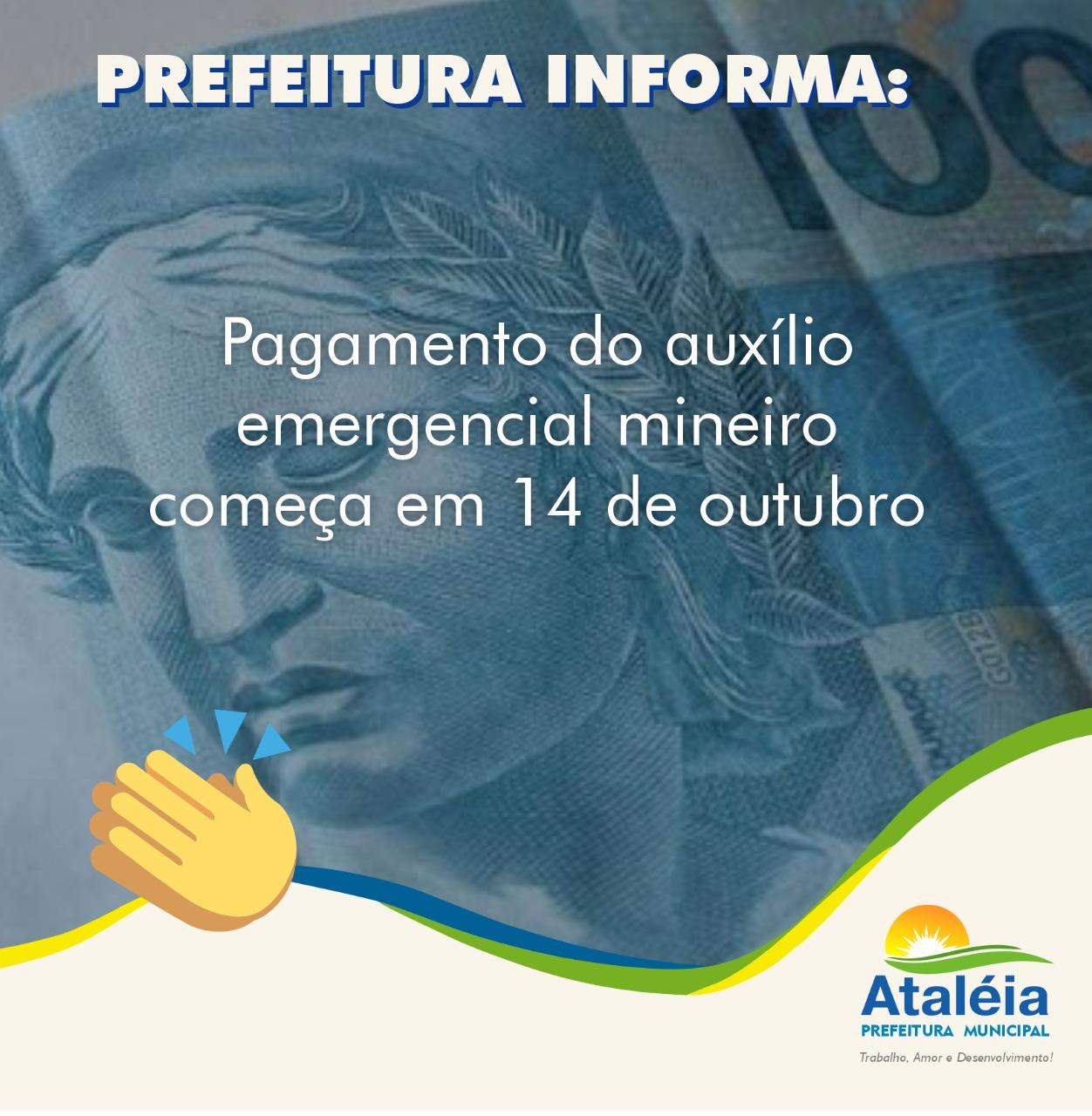 PREFEITURA INFORMA PAGAMENTO DO AUXÍLIO EMERGENCIAL ...