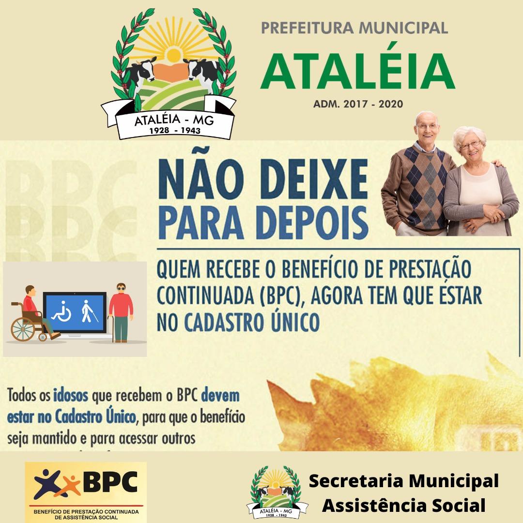 IDOSOS E DEFICIENTES BENEFICIÁRIOS DO BPC/LOAS PRECI...