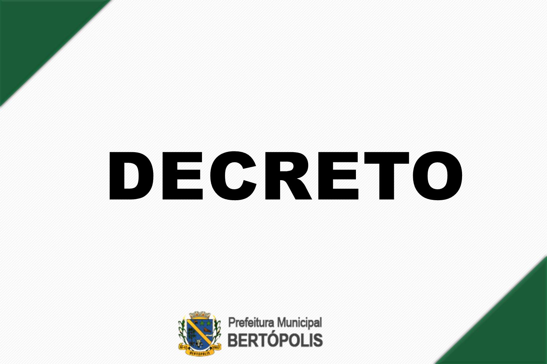 DECRETO 019/2020