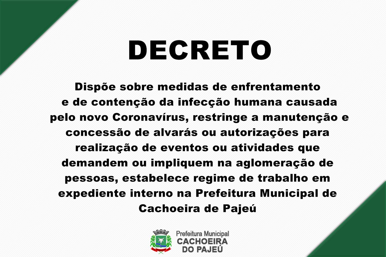 DECRETO 028/2020