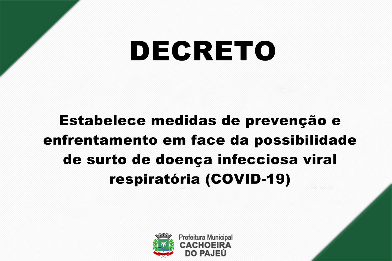DECRETO 029/2020