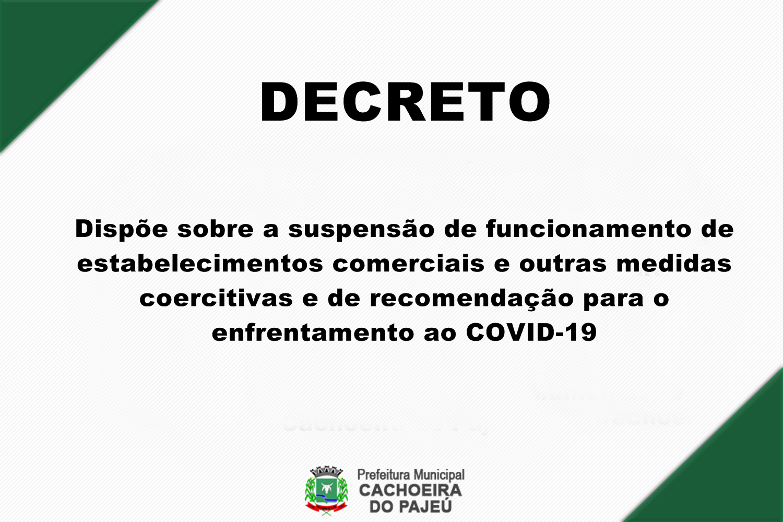 DECRETO 030/2020