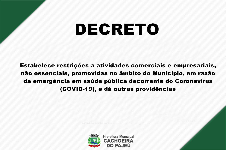 DECRETO 038/2020