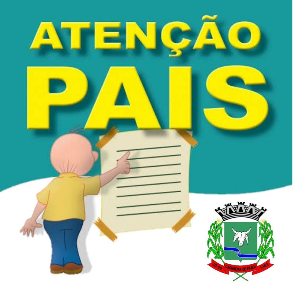 ESTÃO ABERTAS PRÉ-MATRÍCULAS DA CRECHE PARA O ANO DE...