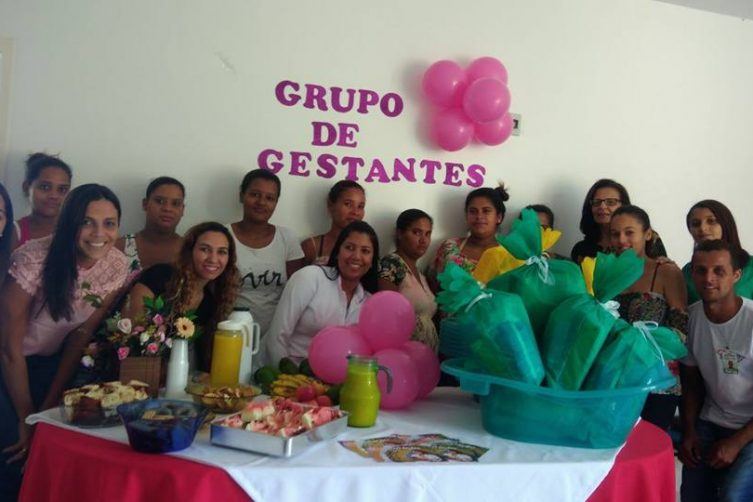 "GRUPO DE CONVIVÊNCIA DE GESTANTES ""MAMÃE CORUJA"""