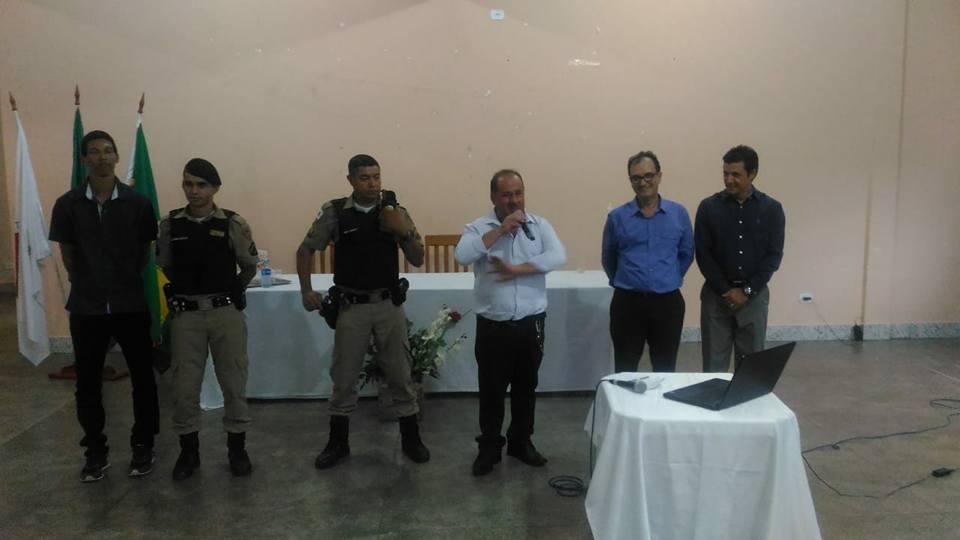 PALESTRA AOS SERVIDORES MUNICIPAIS