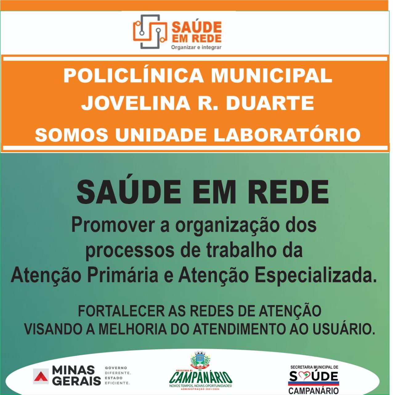 POLICLÍNICA MUNICIPAL JOVELINA R. DUARTE