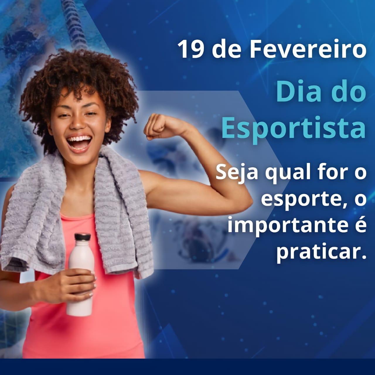 DIA DO ESPORTISTA - 2021