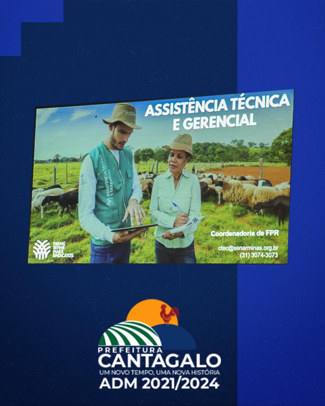 PROGRAMA DE ASSISTÊNCIA TÉCNICA E GERENCIAL DO SISTE...