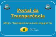 VISITE NOSSO PORTAL DA TRANSPARÊNCIA
