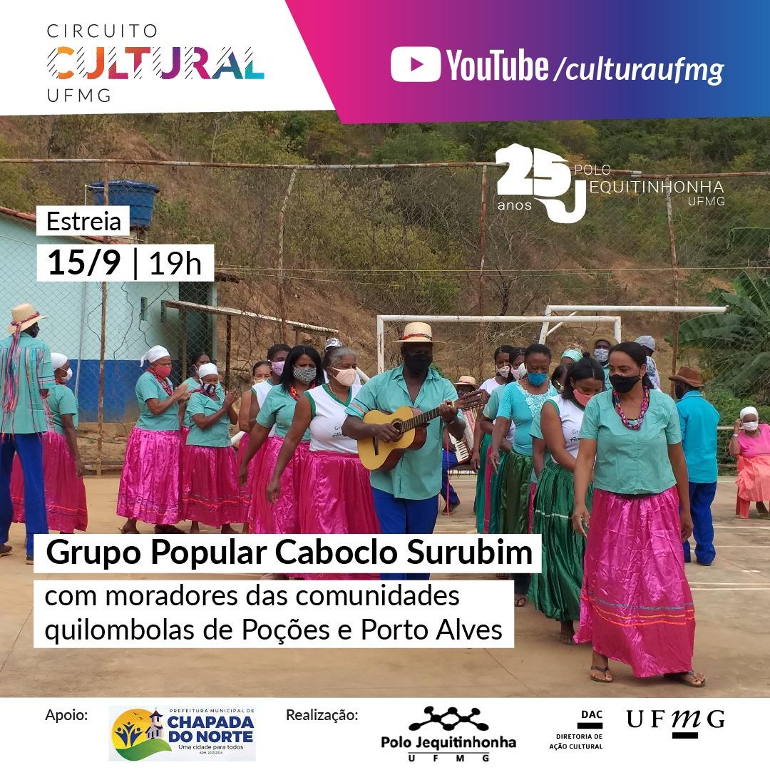 GRUPO POPULAR CABLOCO SURUBIM