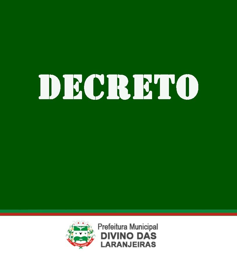 DECRETO N°109 - EM VIRTUDE DO FERIADO DA SEMANA SANTA