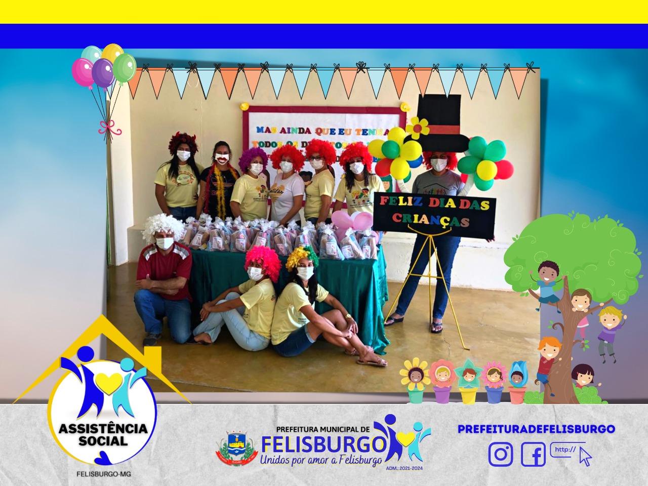 A PREFEITURA MUNICIPAL DE FELISBURGO JUNTAMENTE COM ...