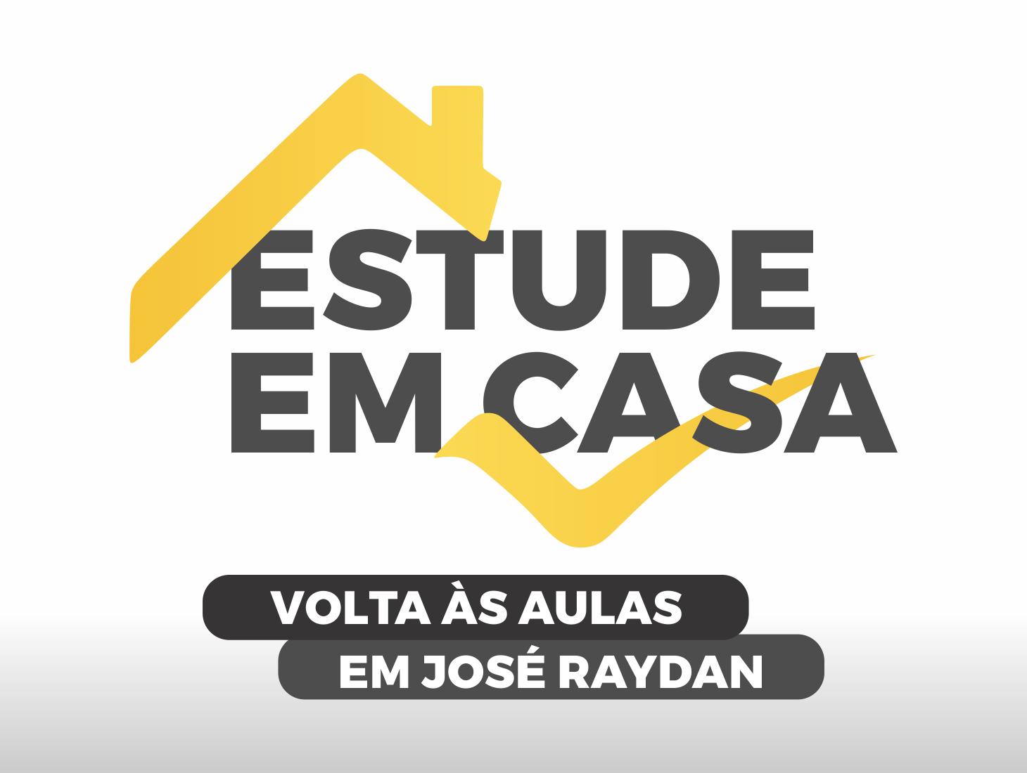 EDUCAÇÃO: VOLTA ÀS AULAS EM JOSÉ RAYDAN