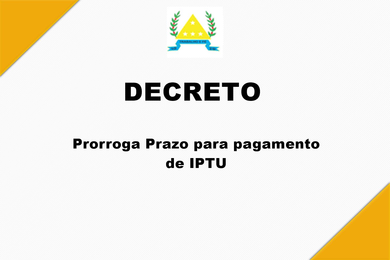DECRETO 025/2020