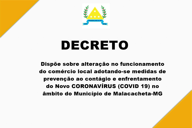 DECRETO 026/2020
