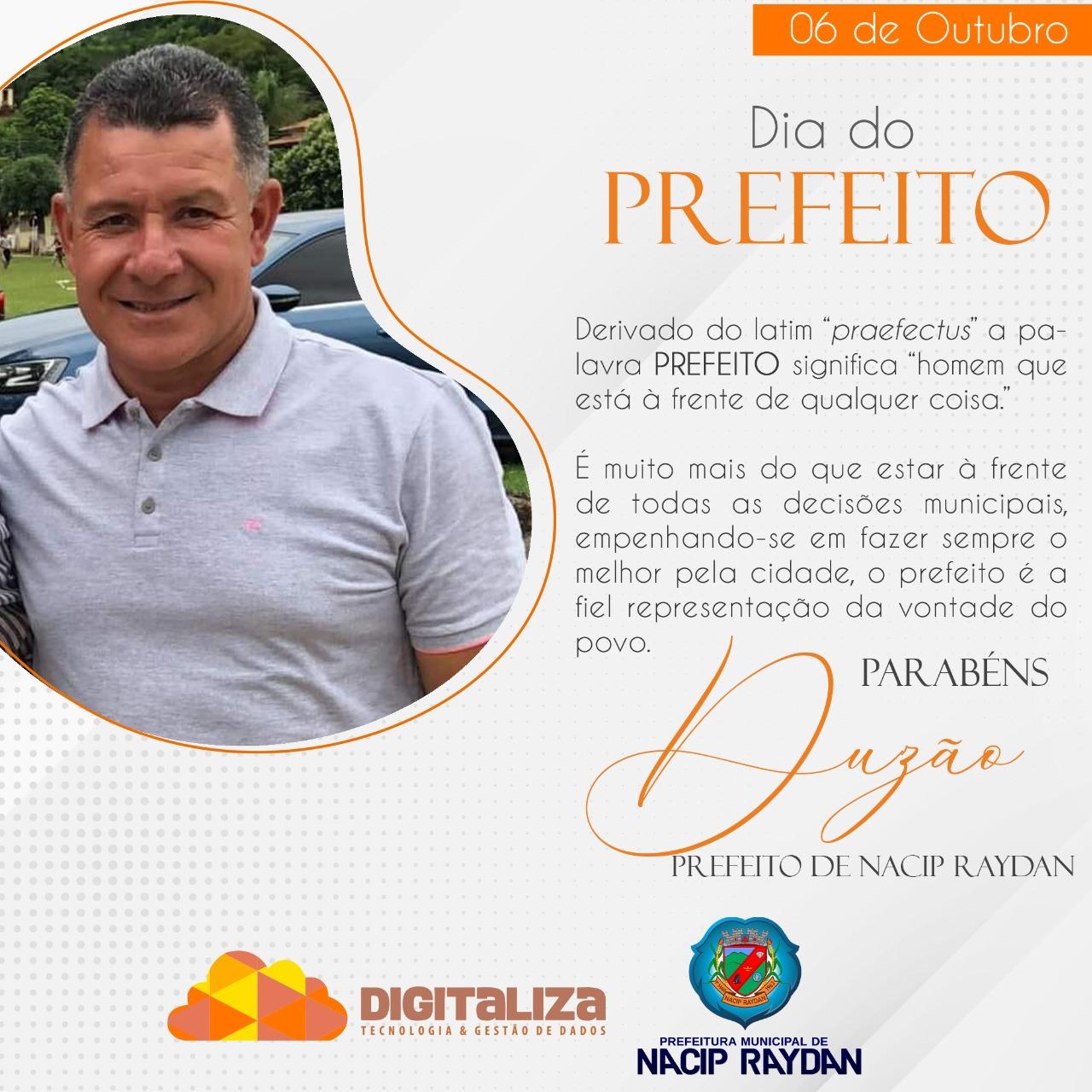 DIA DO PREFEITO