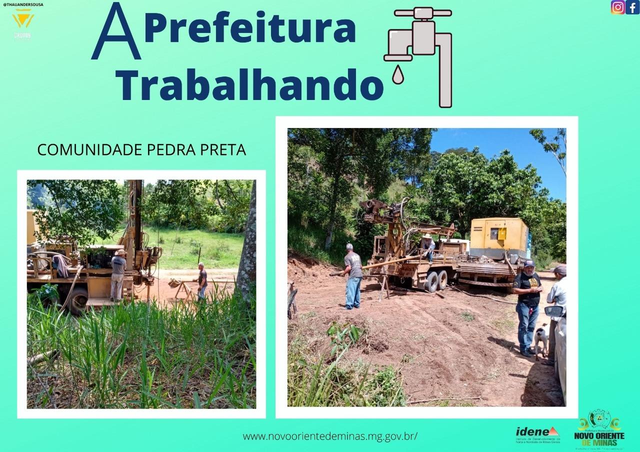 PARCERIA ENTRE PREFEITURA E IDENE GARANTE POÇOS ARTE...