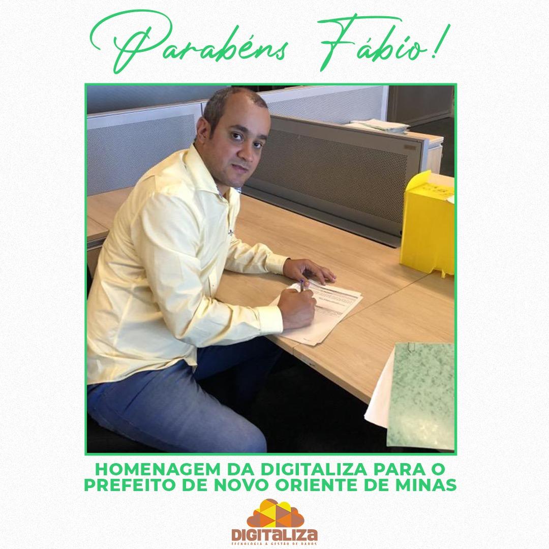 FELIZ ANIVERSÁRIO FABINHO!