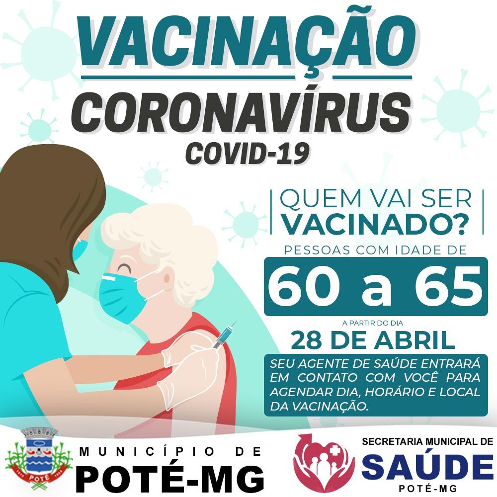 VACINAÇÃO CORONAVÍRUS - COVID-19 PARA PESSOAS COM ID...