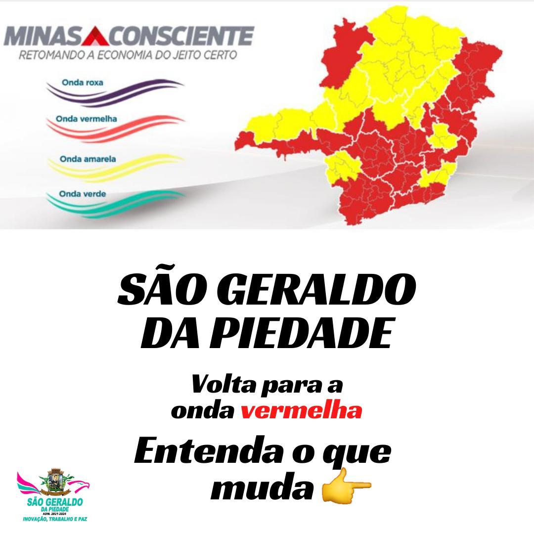 SÃO GERALDO DA PIEDADE VOLTA PARA ONDA VERMELHA 03/0...