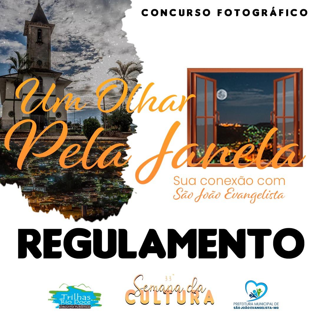 CONCURSO FOTOGRÁFICO - 2021