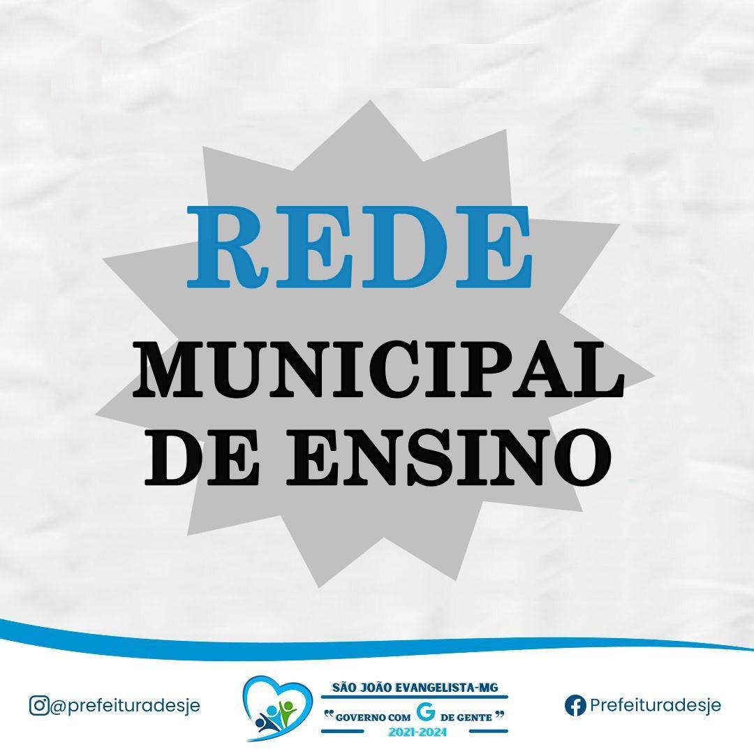 REDE MUNICIPAL DE ENSINO