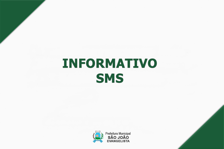 INFORMATIVO SMS 03/2021