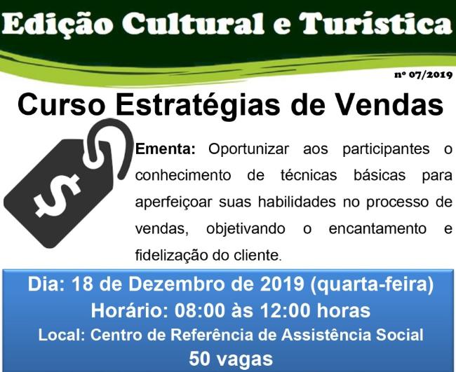 Edição Cultural e Turística (18 de Dezembro)