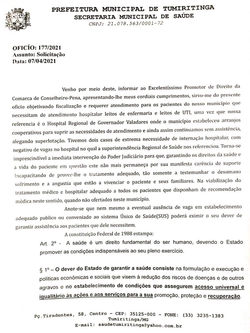 A SECRETARIA DE SAÚDE VEM INFORMAR E ORIENTAR A POPU...