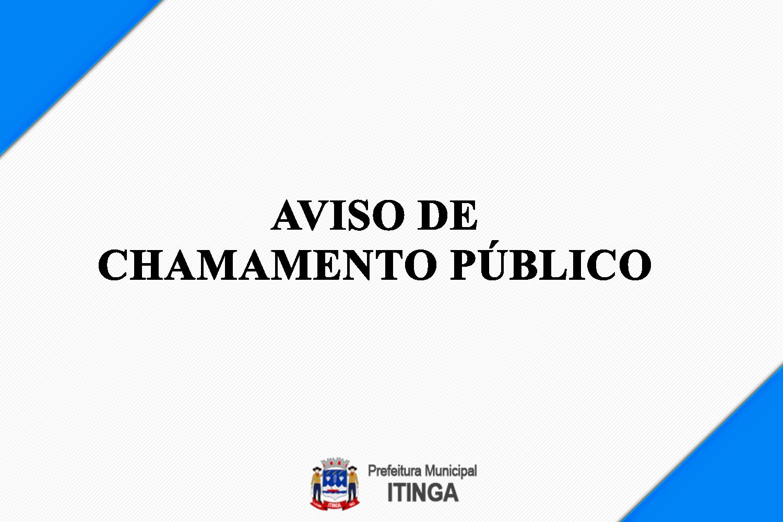 ERRATA DA PUBLICAÇÃO DO RESULTADO DO CHAMAMENTO PÚBL...