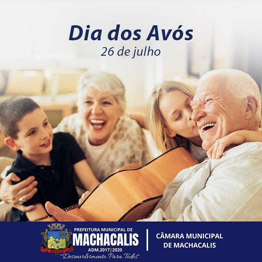 26 DE JULHO, COMEMORA-SE O DIA DOS AVÓS