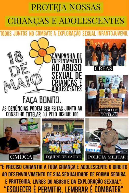 LUTA CONJUNTA CONTRA O ABUSO E A EXPLORAÇÃO SEXUAL D...