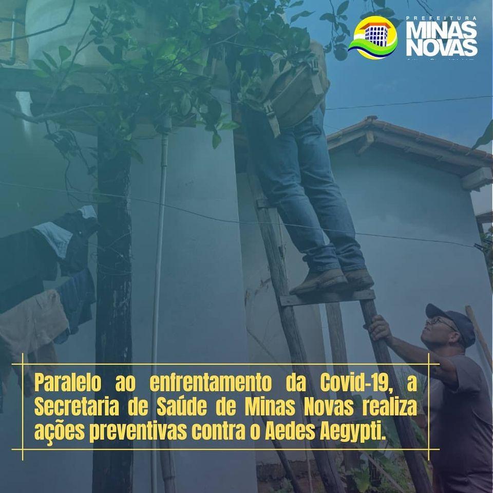 MINAS NOVAS AVANÇA - DISTRITO DE CRUZINHA E REGIÃO