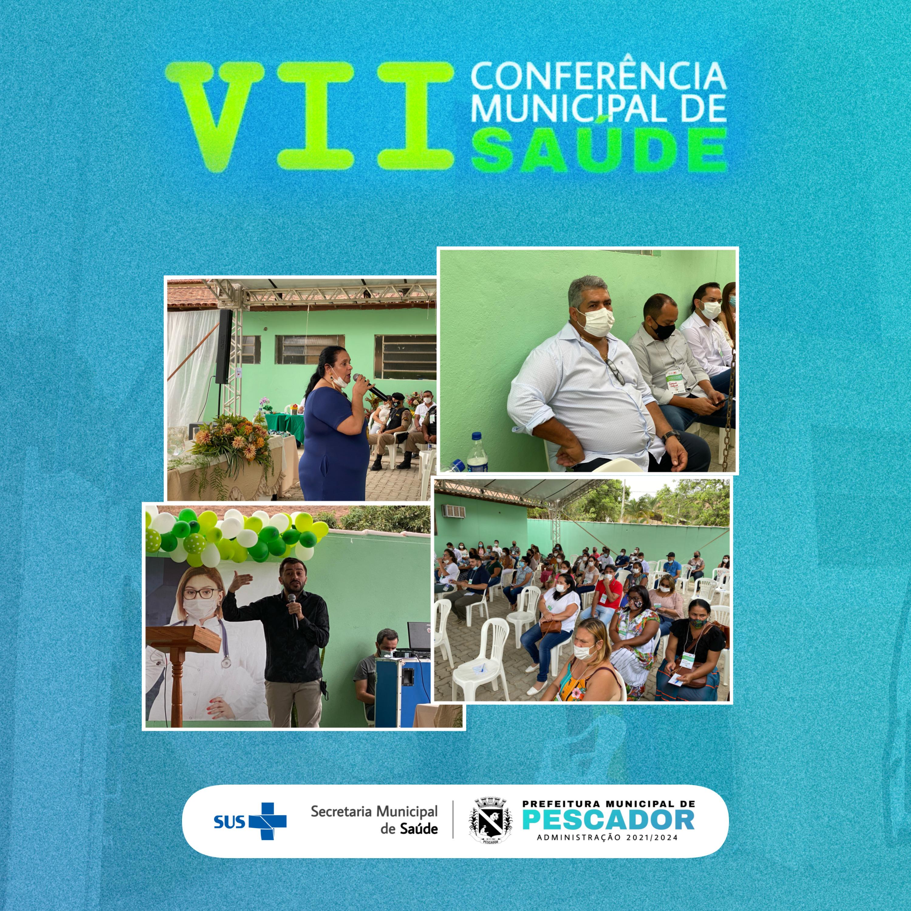VII CONFERÊNCIA MUNICIPAL DE SAÚDE