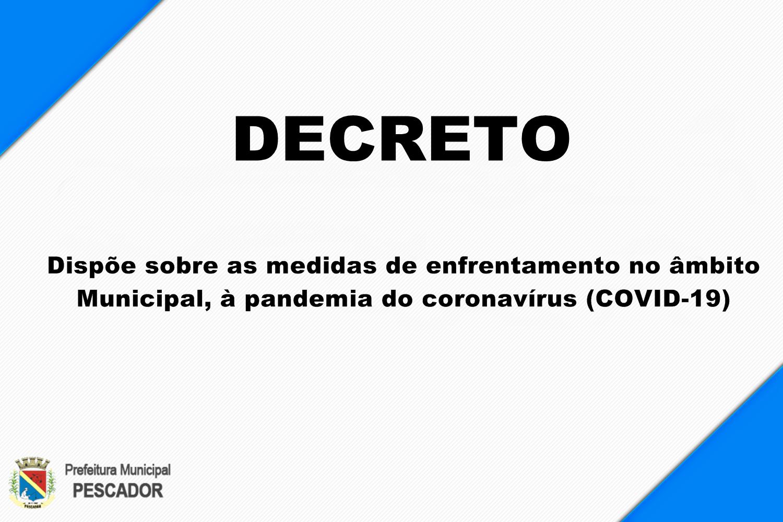 DECRETO MUNICIPAL 016/2020