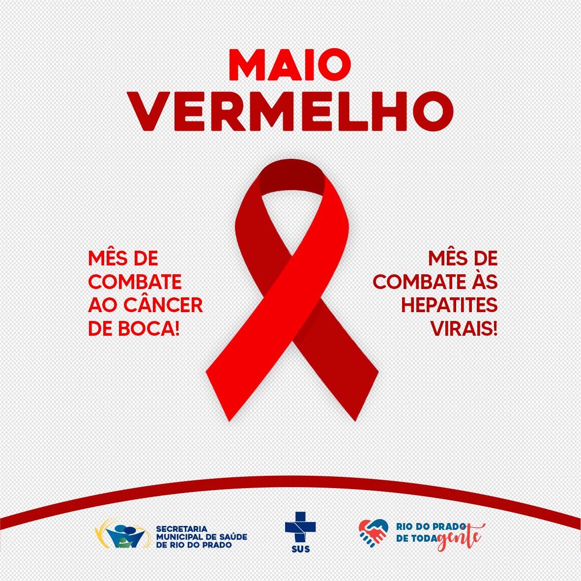 MAIO VERMELHO