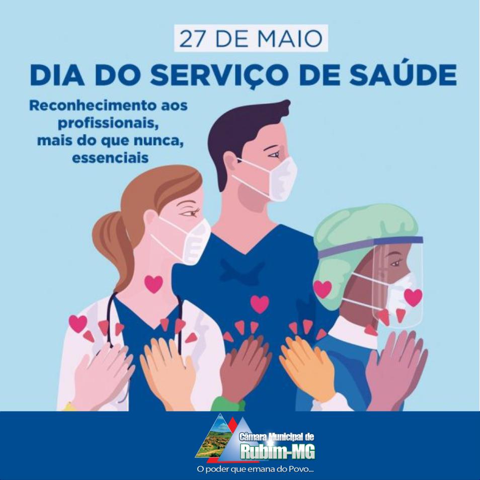DIA DO SERVIÇO EM SAÚDE